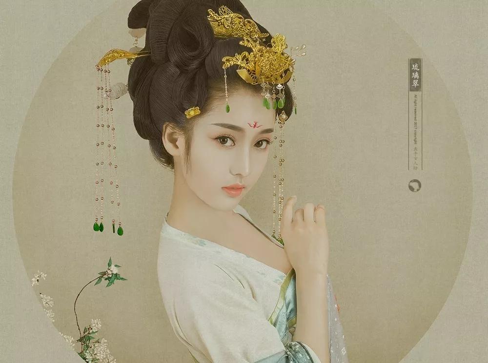 古代发簪和发型要怎么搭配
