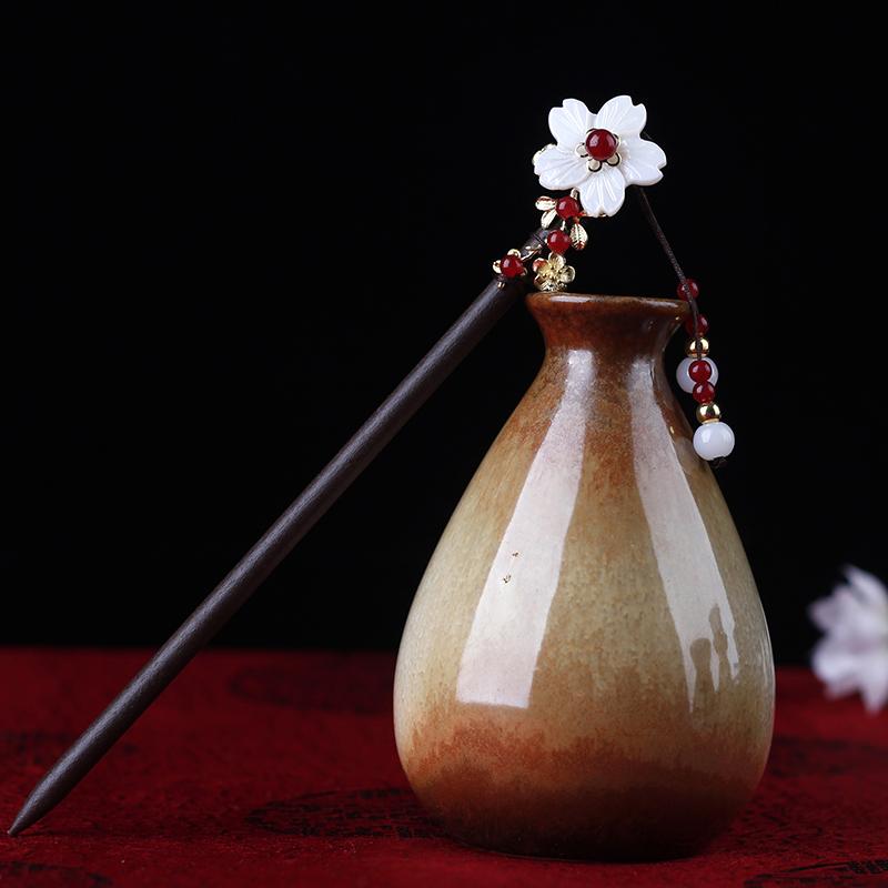 古典流苏发簪简介,古代簪子流苏图片