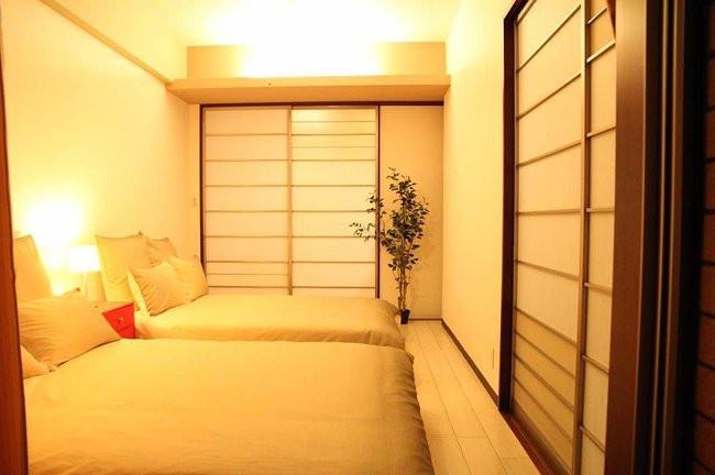 大阪民宿日式八号房