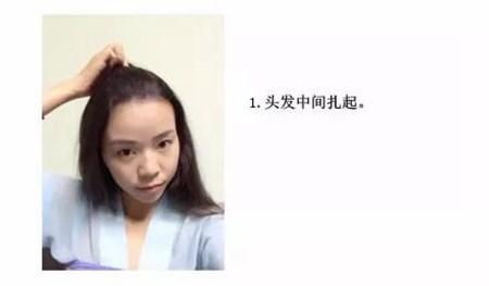 【汉服发型】娇俏的双辫子发型-图片2